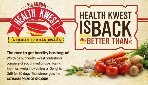 Third Annual Health Kwest!